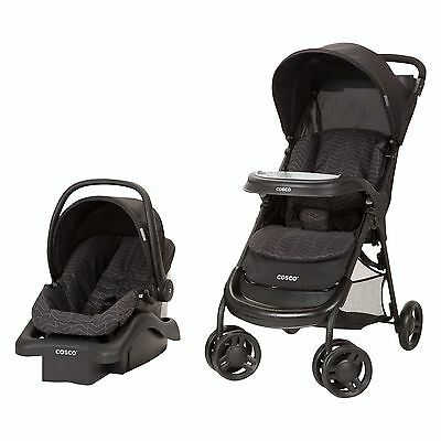 Baby Stroller Car Seat Travel System Combo Infant Strollers Carriage Carseat New