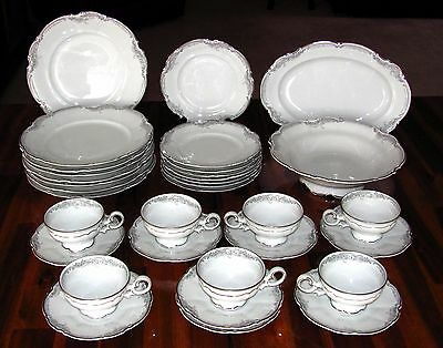 Hutschenreuther Loreley (Lorelei) Set for 8 & Serving Pieces