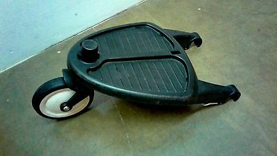 Bugaboo Stroller Wheeled Board Buggy for sibling ride on cameleon Frog EUC