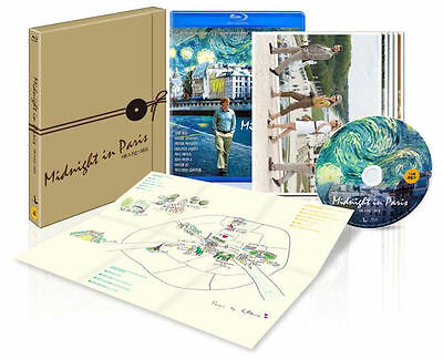 Midnight In Paris - Blu-ray Limited Edition (2013)