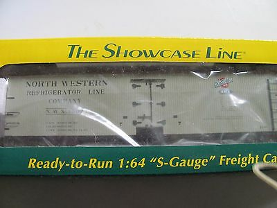 S-Helper Reefer #00492 NWX #2 New in Box