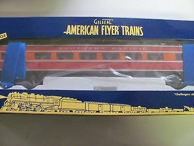 American Flyer Southern Pacific Full Vista Dome #49947 New in Box
