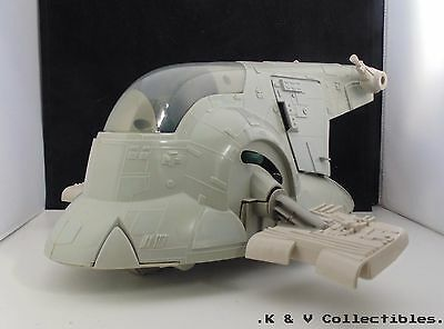 Vintage Star Wars Slave 1 by Kenner (1981) GC & CHECKED