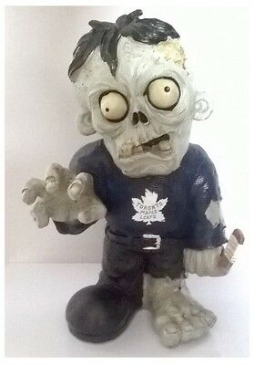 Toronto Maple Leafs NHL Ice Hockey Mascot Figure Garden Zombie Gnome