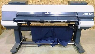 Canon iPF8100 ImagePROGRAF Large Format Printer Plotter