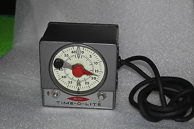 TIME-O-LITE Model 59 Darkrooom Timer