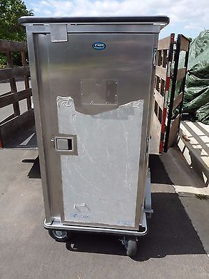 FWE UHS-10 Mobile Towable Tray Delivery Cart, Insulated  BRAND NEW