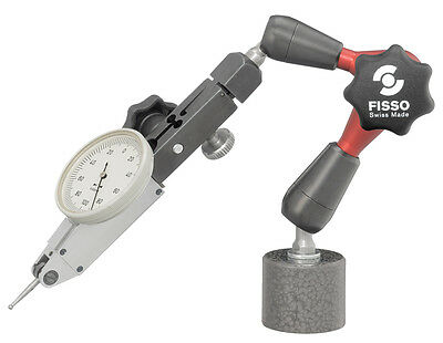 """Fisso Strato XS-13 with Magnetic Base (with 3/8"""" mount hole)"""