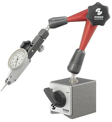 """Fisso Strato S-20 with """"On/Off"""" Magnetic Base (with 3/8"""" mount hole)"""