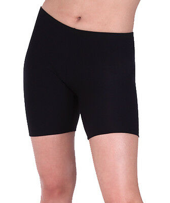 Body Wrappers Women's Black Shorts Size X-Large
