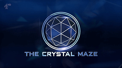 Crystal Maze Experience Tickets x2 London 27th May