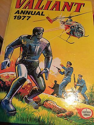 Valiant Annual 1977 in good condition