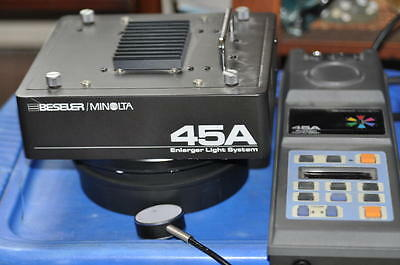 Beseler Minolta 45A Enlarger Light System