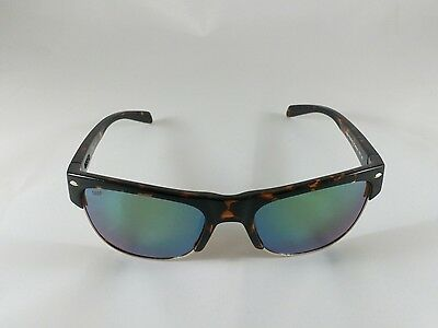 e0030b382cb0c COSTA Pawleys Green Mirror Sunglasses Tortoise Shell Frame 580p Polarized  PW 66