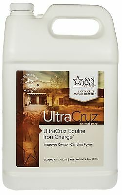 UltraCruz Horse Iron Charge Supplement, 1 gal, liquid (128 day supply)