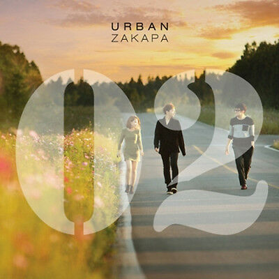 URBAN ZAKAPA - 02 (Vol.2) [REISSUE]