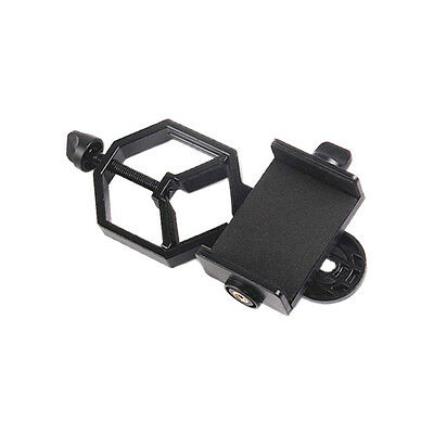 Universal Phone Camera Adapter Telescope Monocular Spotting Scope Mount Holder