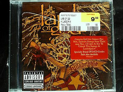 Lamb of God - Killadelphia CD SEALED