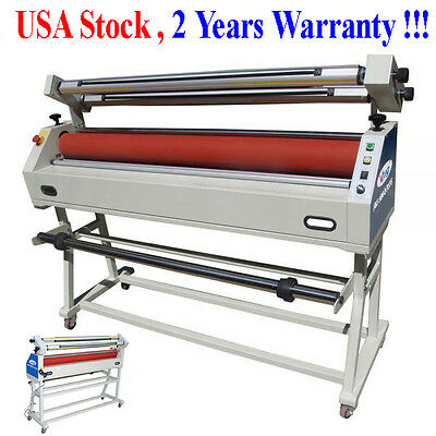 "USA - 63"" Semi-auto Master Mounting Wide Format Cold Laminator 2 years Warranty"