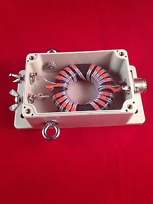 4-1 Balun 4 to 1 Current Balun 1kw Best Made Baluns On eBay Superb Quality