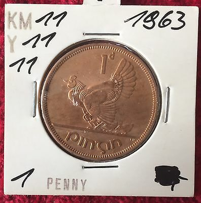 Irland Eire 1 Penny 1963