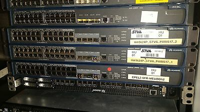 Switch HUAWEI Quidway S5600 Serie - S5624P 24x 10/100/1000 PoE - 4x SFP Combo
