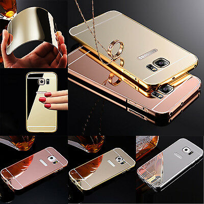 Hard Clear Case Ultra-thin S7 For Luxury Cover Note5 Aluminum Metal Plus S8