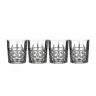 Waterford Marquis - Brady DOF Set of 4 (Made in Germany)