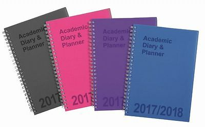 Tiger A5 2017/18 Academic Diary 302166 **great Price**