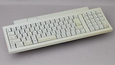 Vintage Apple Macintosh Keyboard II M0487 with Cable - Japanese Hirigana Keyset