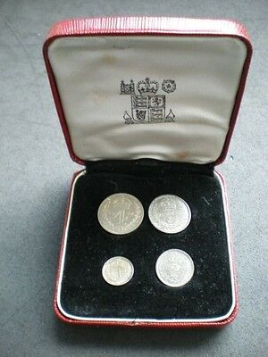 1937 Maundy Coin set - 80th Birthday Year