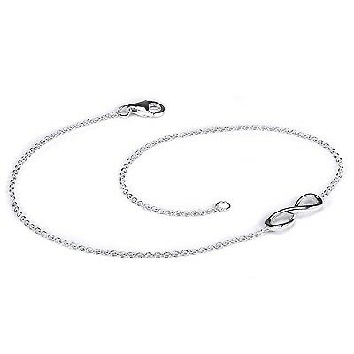 Fashion Ankle Bracelet Women 925 Silver Anklet Foot Jewellery Beach With 8 Shape