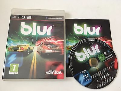 Blur for Sony PlayStation 3, 2010 PS3 Game Complete - Racing