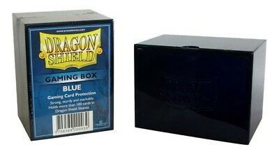 Dragon Shield - Gaming Box Blue - Karten Box