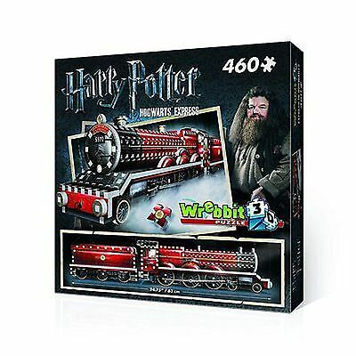 Harry Potter Puzzle 3D Hogwarts Express 460 Pezzi Wrebbit