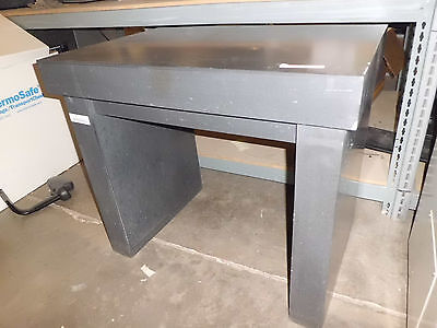 ANTI-VIBRATION TABLE, Gray Composite, ISOLATION LASER HOLOGRAPH Scale Balance