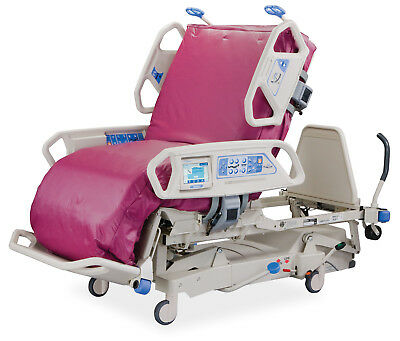 Hill-Rom TotalCare SPO2RT Electric Hospital Bed