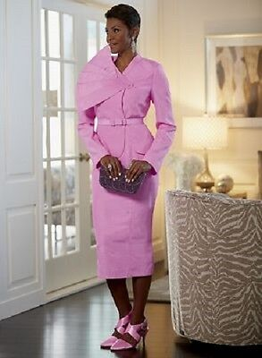722232ca38a Ashro Pink Julia Jacket Dress NEW NWT Pink Suit Wedding Mother of the Bride