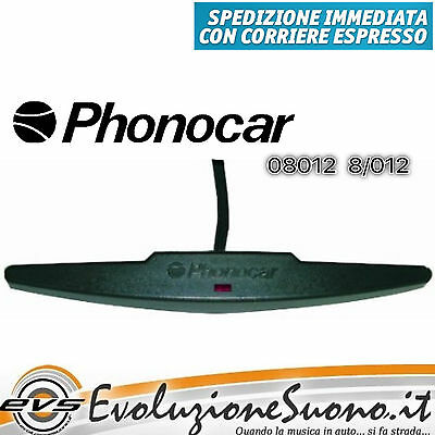 Antenna Elettronica a Baffo da Vetro interno con Led Phonocar 08012 8/012