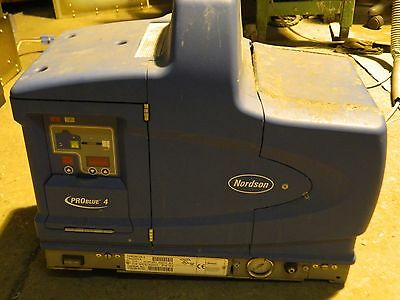 Nordson PROBLUE 4 Hot Melt Adhesive Machines 4X Hoses and dispensing Heads