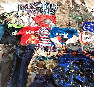 Great Lot Of Baby Toddler Clothes 35 Pieces Spring Summer 24 Months 2T