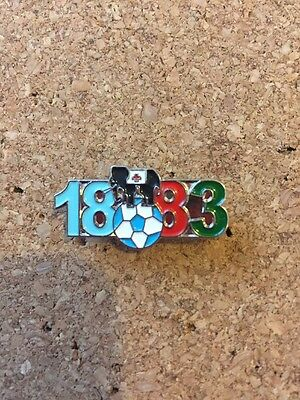 Coventry City FC 1883 Badge Coloured