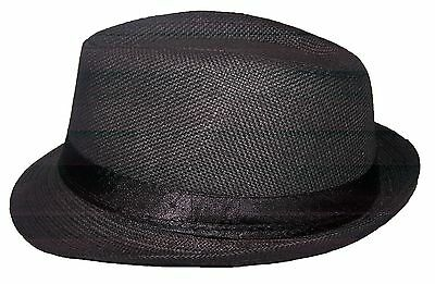FEDORA TRILBY HATS For Kids - Boys Hats - Black Pin-Striped ... 013f91290072