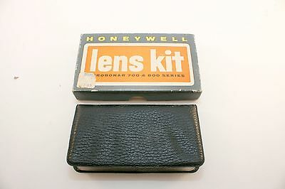Vintage Honeywell Strobonar 700 800 Camera Flash Lens Kit