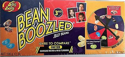Jelly Belly Bean Boozled 100g Jelly Beans 3rd Edition Spinner Game Party Favors