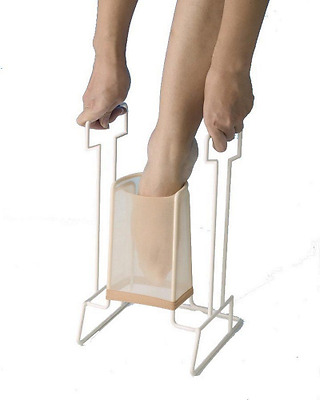 NRS Healthcare Sock and Hosiery Helper - Dressing Aid (Eligible for VAT relief i