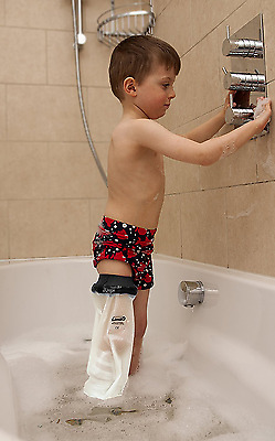 LimbO Child Full Leg Waterproof Cast Cover (Clothes Size 11-13yrs)