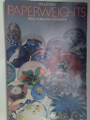 Collectors Paperweights Price Guide and Catalogue L.H. Selman 1983