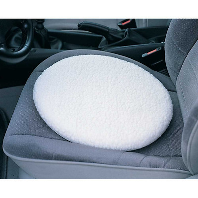 Drive Medical SWIV001RT Fleece Covered Large Swivel Seat