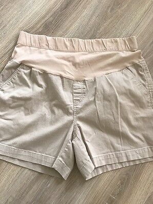 Motherhood Maternity Shorts Size 1X Plus